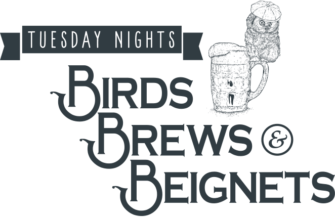 Tuesday Specials - Birds Brews and Beignets